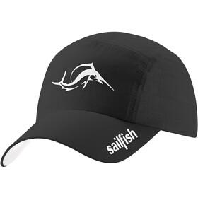 sailfish Gorra Running, negro